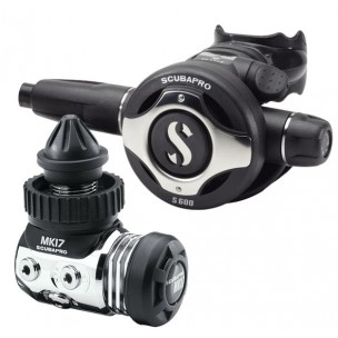 Scubapro MK17/S600/R195/SPG